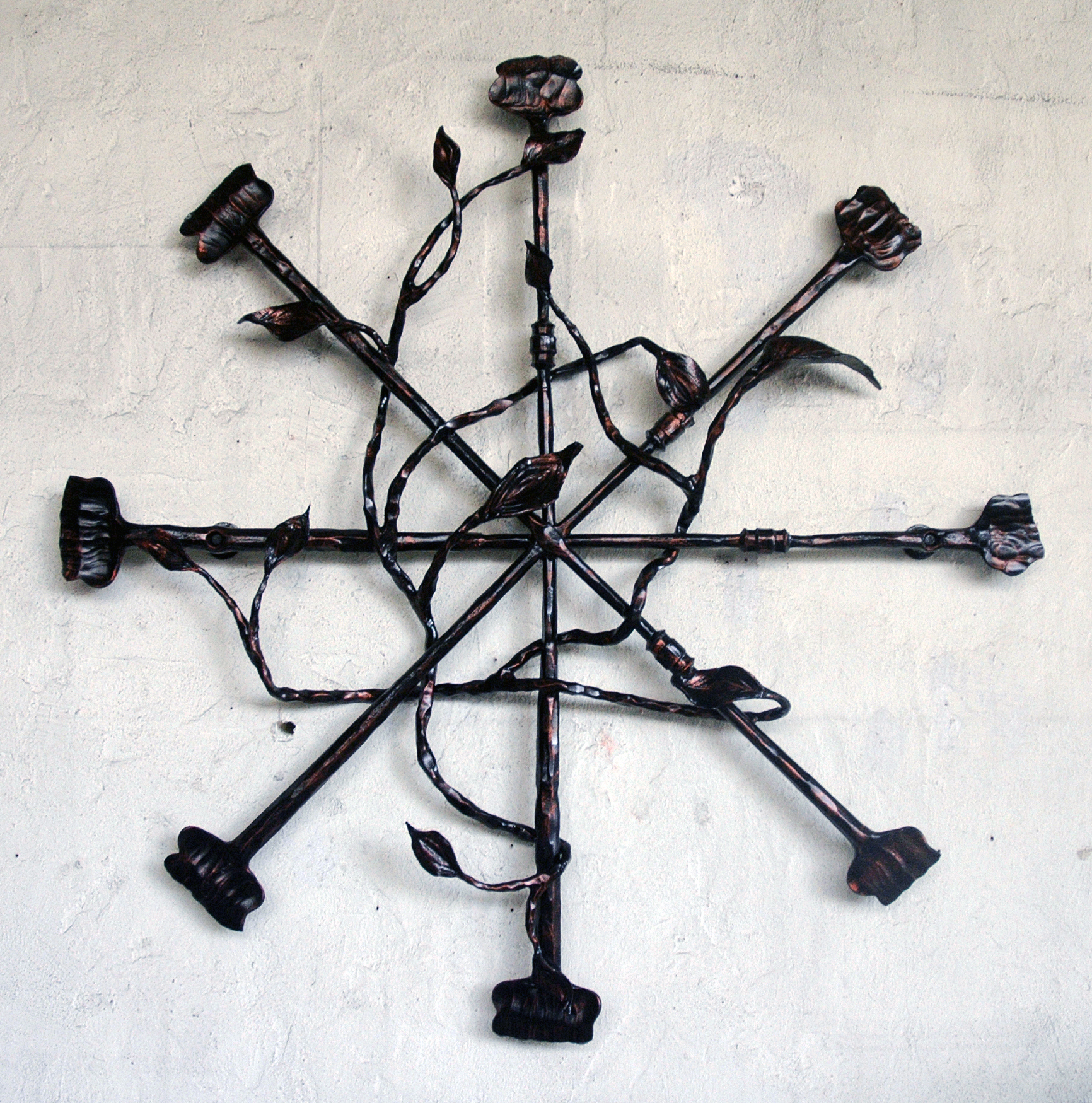 kaviar forge wall art sculpture
