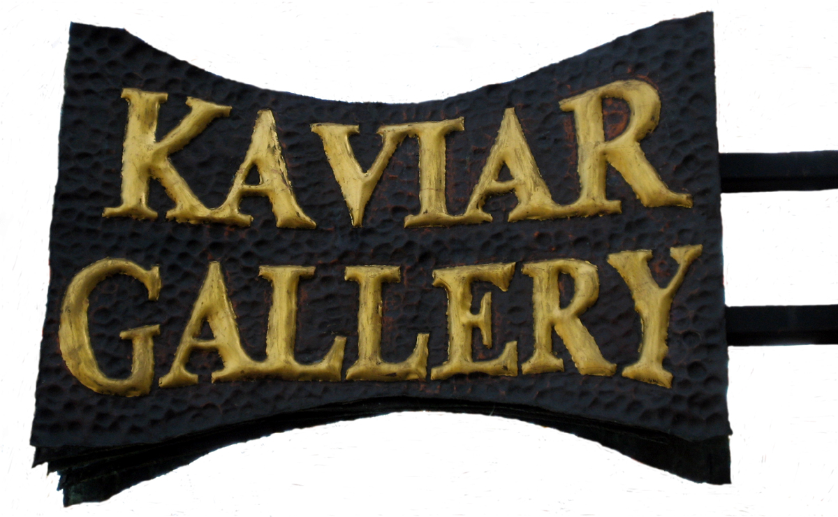 kaviar forge sign