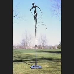 kaviar forge sculpture