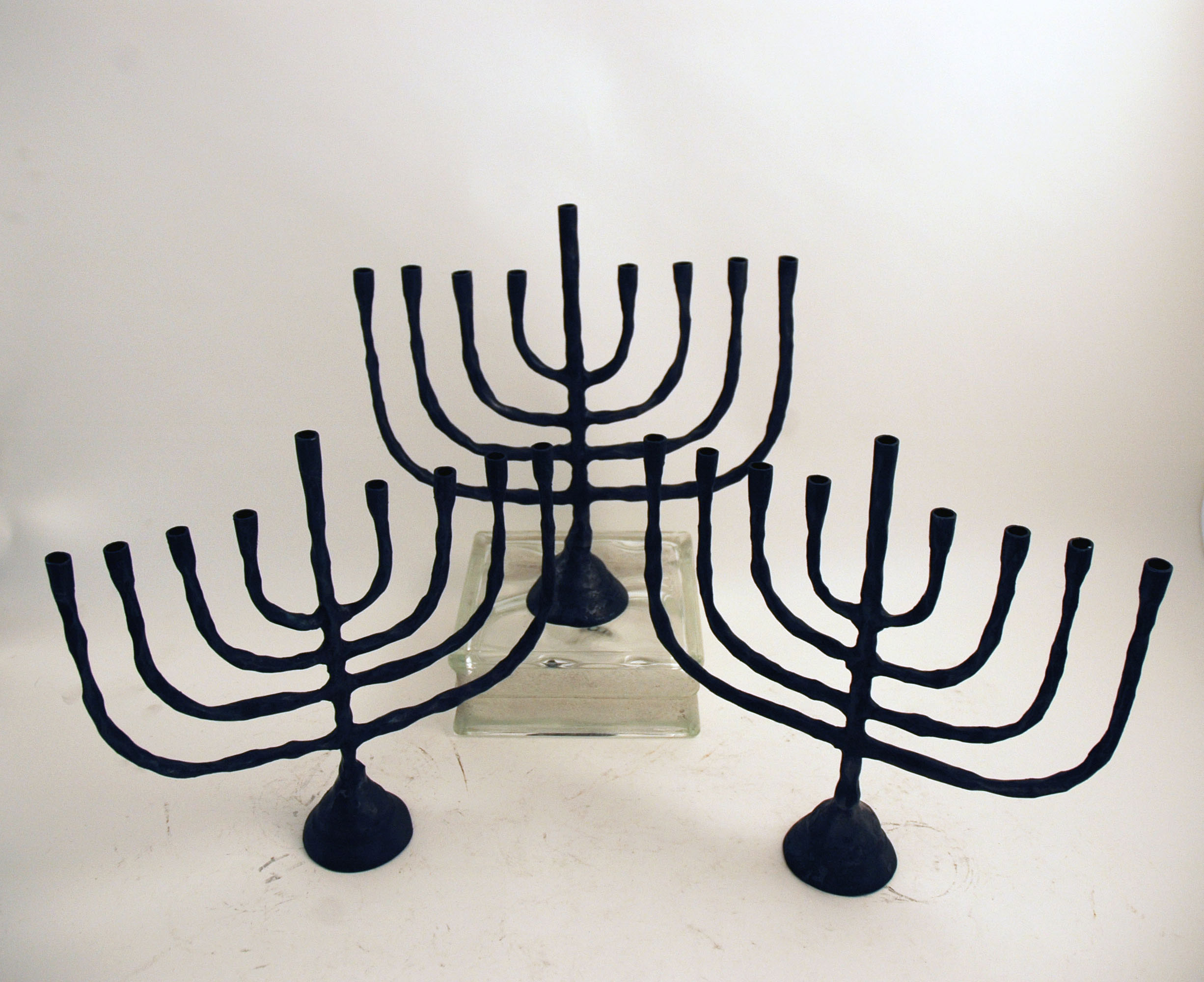 kaviar forge menorahs