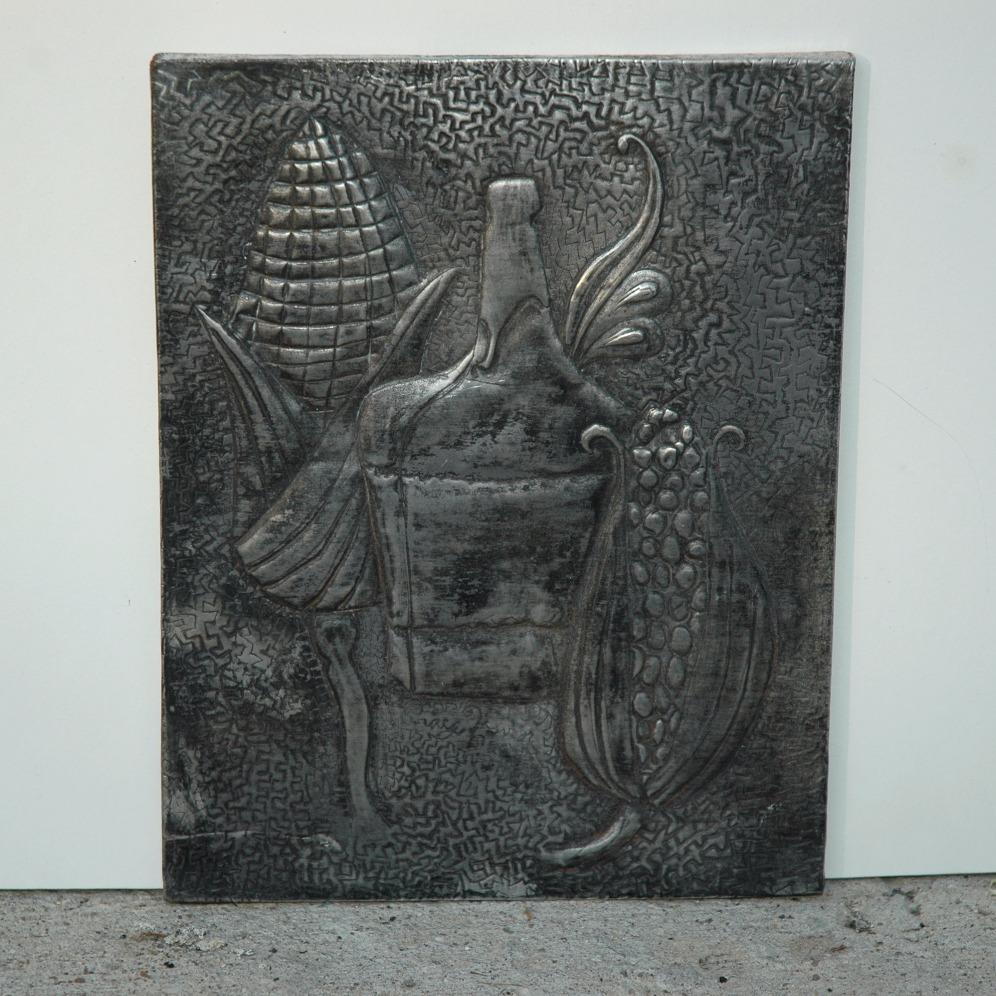 Repoussé kaviar forge