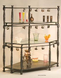 kaviar forge display case