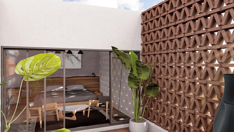 Casa Mango - terraza