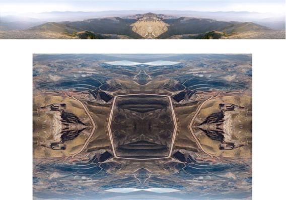 o.T. (Bingham Mine)
