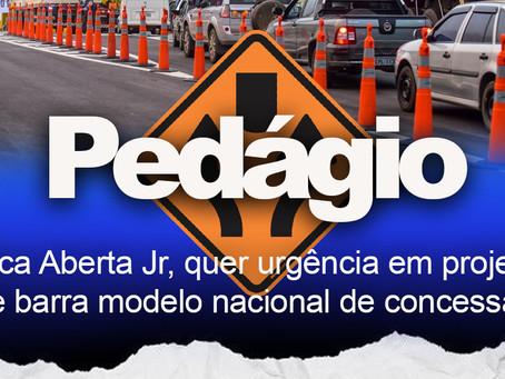 Boca Aberta Jr, quer urgência em projeto que barra modelo nacional de concessão.