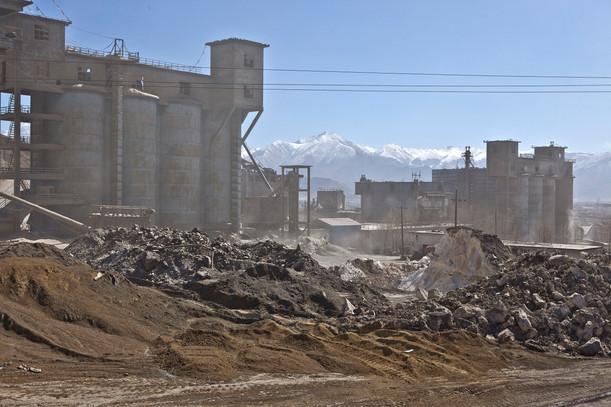 Zementwerk (Lungta)