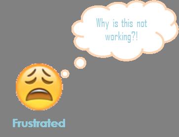 Frustated