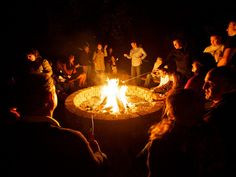 Enjoy the Fall with a Brand New Fire Pit