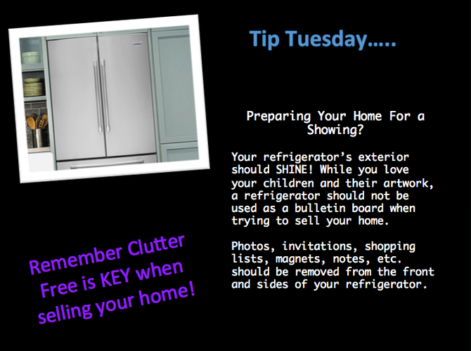 DeClutter Your Refrigerator!