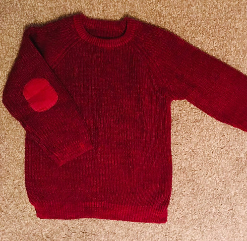Age 3-4 jumper