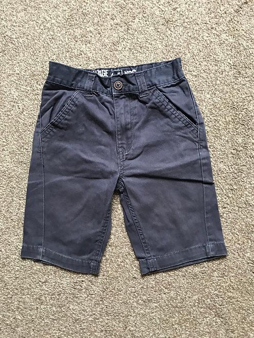 Age 4-5 vintage wash shorts