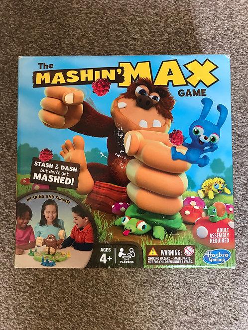 Mashin' Max Game