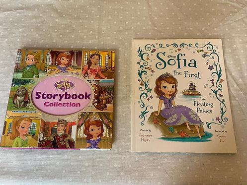 Sofia the First book bundle
