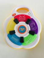 Music interactive sensory toy