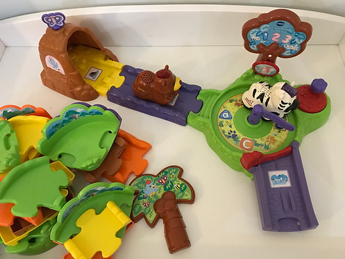 Toot Toot Animals Forest Fun and two Toot Toot animals