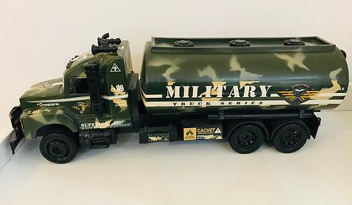 60cms military oil tanker