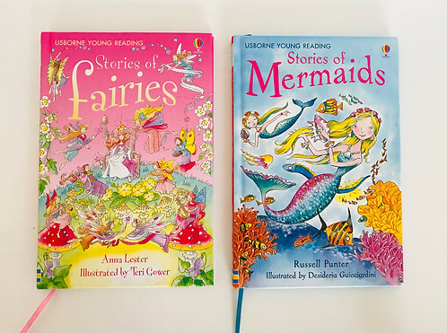 Usborne young readers