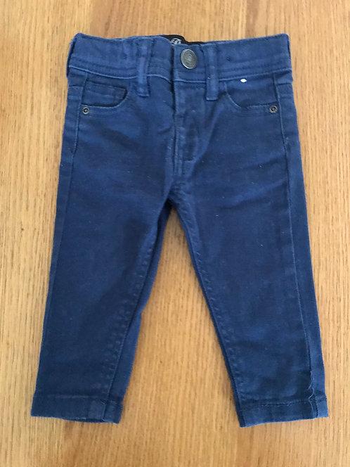 6-9m blue jeans