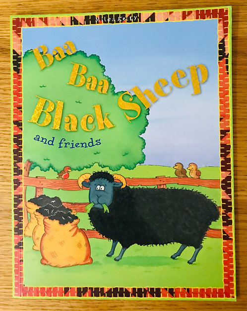Baa Bas Black Sheep and friends