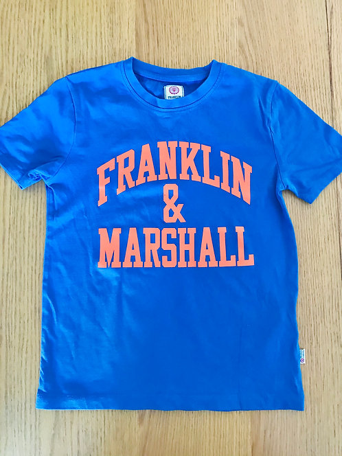 Age 8-9 Franklin and Marshall t shirt