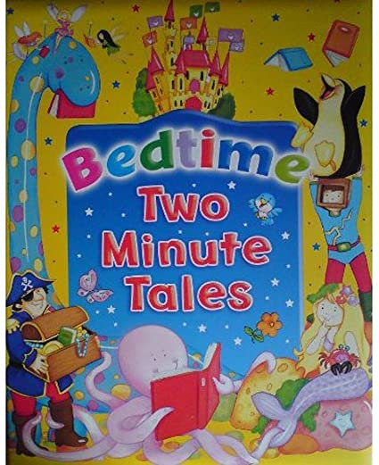 Bedtime Two Minute Tales book