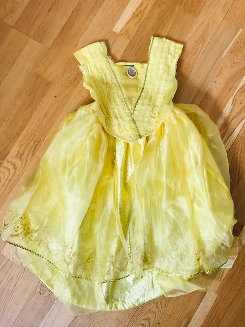 Age 3-4 Disney Belle dress