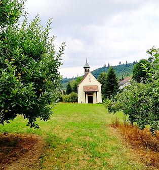 Gengenbach Allemagne forêt noire chapelle