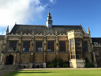 Trinity college cambridge angleterre
