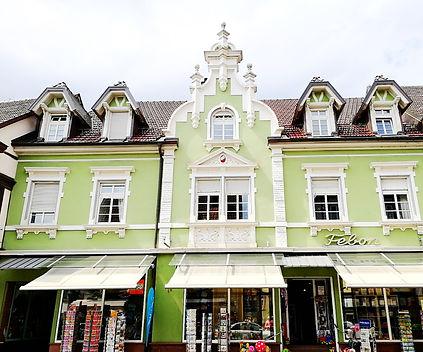 Gengenbach Allemagne zell am hamersbach architecture