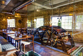 millworks restaurant cambridge angleterre