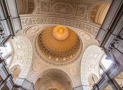 San Francisco Hôtel de ville intérieur