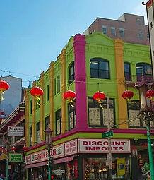 San Francisco Chinatown est