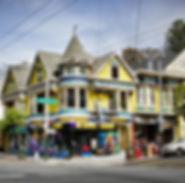 San Francisco Haight ashbury ouest