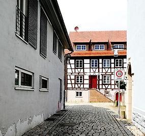 Gengenbach Allemagne zell am hamersbach rue