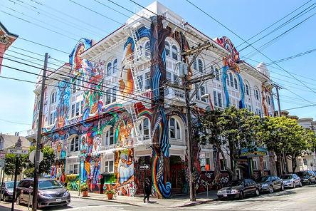 San Francisco Mission district sud