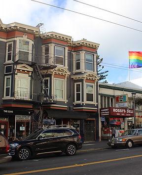 San Francisco Castro nord