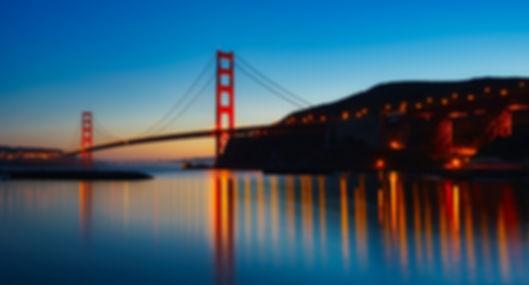 San Francisco Golden Gate Bridge nord