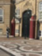 place amalienborg Copenhague ouest