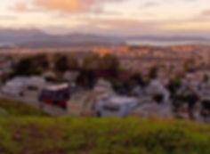 San Francisco twin peaks sud