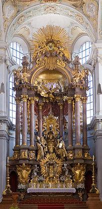Abbaye de saint pierre Salzbourg coeur