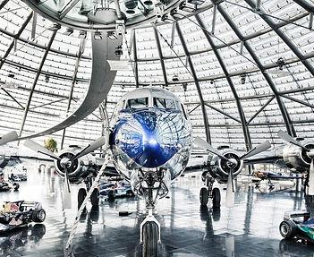 Hangar 7 salzbourg avion