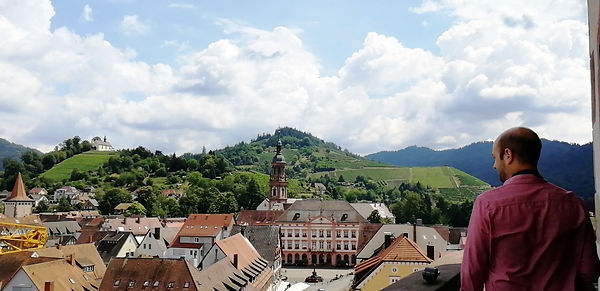 Gengenbach Allemagne Narrenmuseum panorama