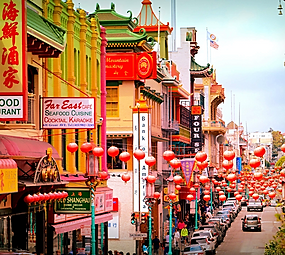 San Francisco Chinatown ouest