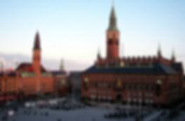 Radhuspladsen Copenhague sud