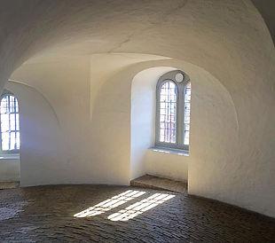 tour ronde Copenhague intérieur