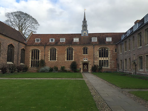 Magdalene college cambridge angleterre