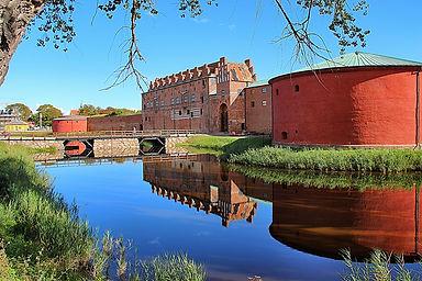 Chateau de malmo nord