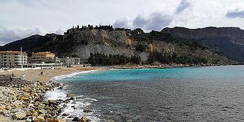 port cassis calanque provence