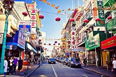 San Francisco Chinatown nord