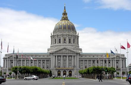 San Francisco Hôtel de ville sud